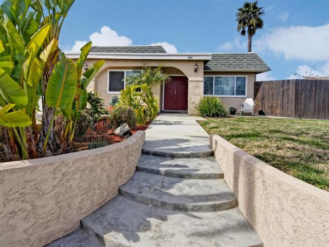 600 Tam O Shanter Dr, San Marcos, CA 92069 (#190008594) :: eXp Realty of California Inc.