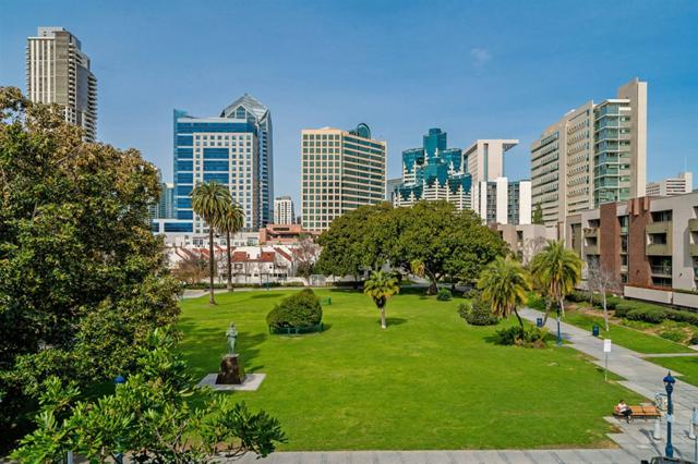 650 Columbia Street #309, San Diego, CA 92101 (#190008603) :: Welcome to San Diego Real Estate