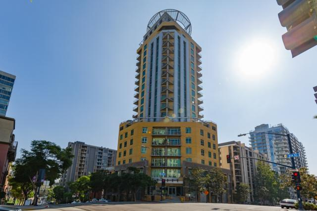 801 Ash St #303, San Diego, CA 92101 (#190008617) :: Whissel Realty