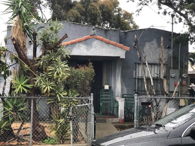 227 S Gregory St, San Diego, CA 92113 (#190008633) :: Ascent Real Estate, Inc.