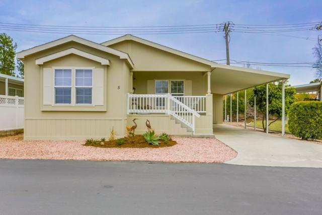 1301 S Hale Avenue Spc 5, Escondido, CA 92029 (#190008640) :: Neuman & Neuman Real Estate Inc.