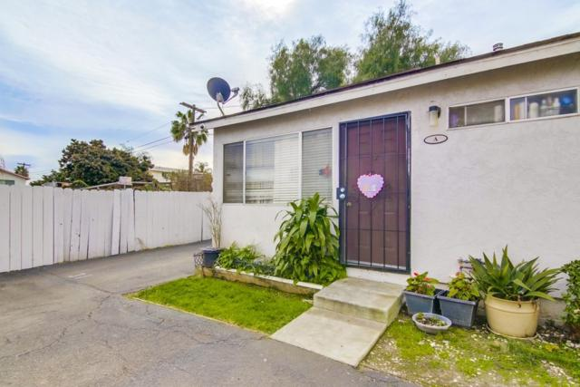 1507 S S 40th St A, San Diego, CA 92113 (#190008764) :: eXp Realty of California Inc.