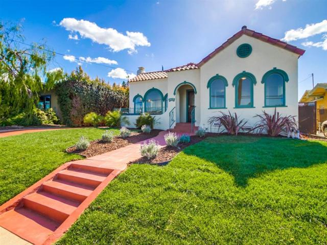 1425 Sutter St, San Diego, CA 92103 (#190008781) :: Coldwell Banker Residential Brokerage