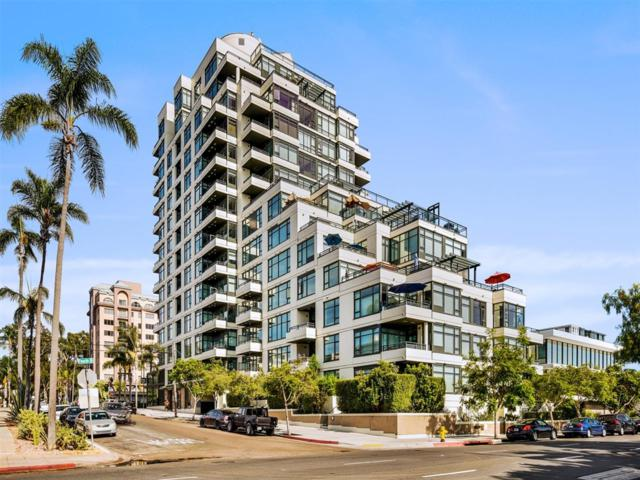 475 Redwood St #407, San Diego, CA 92103 (#190008833) :: Coldwell Banker Residential Brokerage