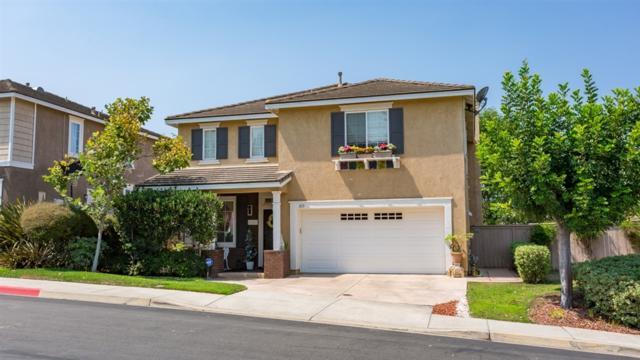 813 Sierra Verde, Vista, CA 92084 (#190008844) :: Farland Realty