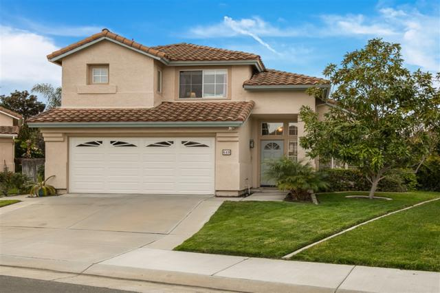 640 Mosaic Cir, Oceanside, CA 92057 (#190008884) :: Whissel Realty