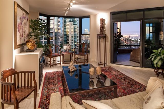 500 W Harbor Drive #1217, San Diego, CA 92101 (#190009040) :: eXp Realty of California Inc.
