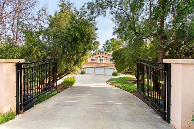 3592 Grove Canyon Rd, Escondido, CA 92025 (#190009185) :: eXp Realty of California Inc.