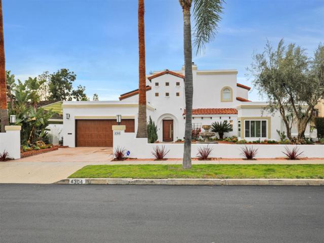 4304 Ridgeway Dr, San Diego, CA 92116 (#190009227) :: Whissel Realty