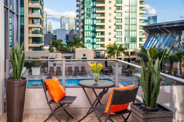 550 Front St #301, San Diego, CA 92101 (#190009274) :: eXp Realty of California Inc.