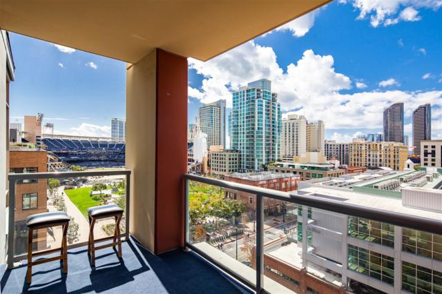 427 9th Ave #704, San Diego, CA 92101 (#190009350) :: Whissel Realty