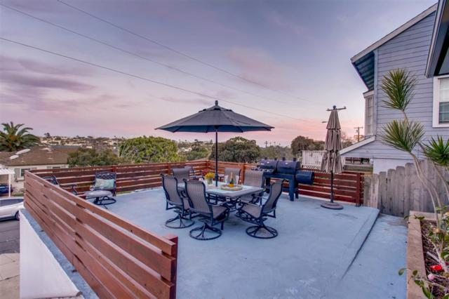 3813 La Cresta Dr, San Diego, CA 92107 (#190009351) :: Ascent Real Estate, Inc.