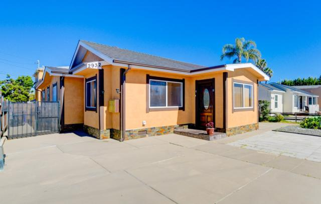 2930-32 Suncrest Dr, San Diego, CA 92116 (#190009353) :: Whissel Realty