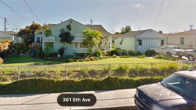 361 Fifth Avenue, Chula Vista, CA 91910 (#190009415) :: Keller Williams - Triolo Realty Group