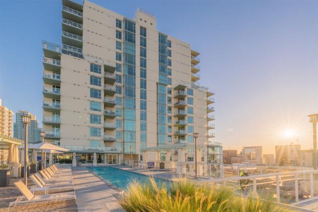 850 Beech #2104, San Diego, CA 92101 (#190009584) :: Whissel Realty