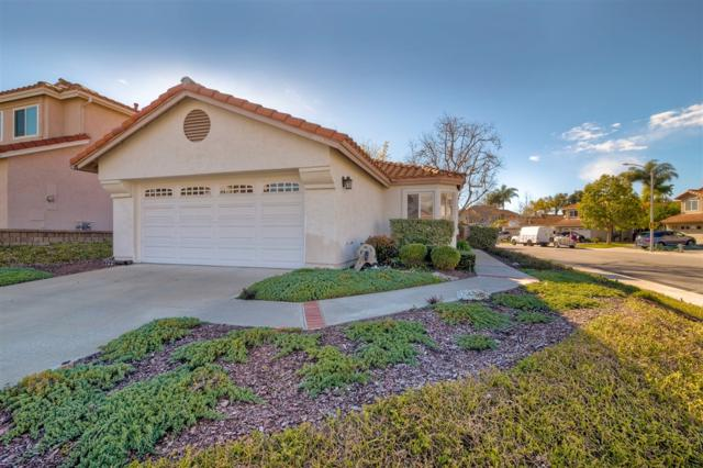 1819 Timber Trail, Vista, CA 92081 (#190009607) :: Welcome to San Diego Real Estate