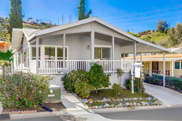 10880 Hwy 67 #41, Lakeside, CA 92040 (#190009625) :: Whissel Realty
