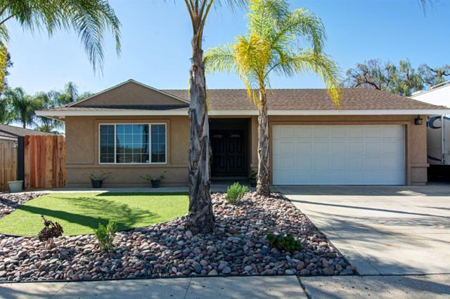 10322 Woodpark Dr, Santee, CA 92071 (#190009646) :: Whissel Realty