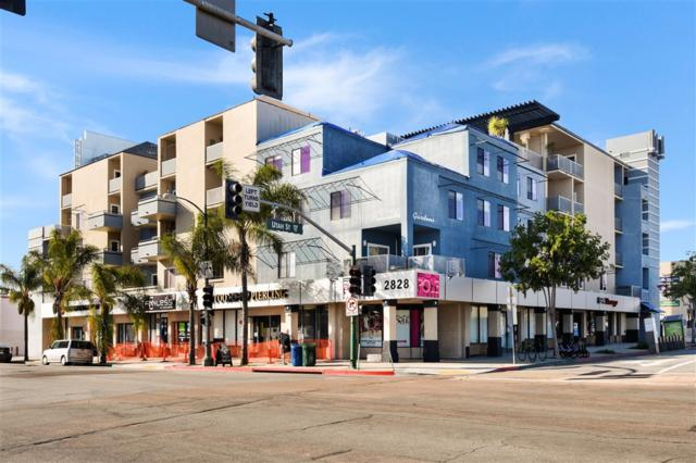 2828 University Ave #206, San Diego, CA 92104 (#190009742) :: Whissel Realty
