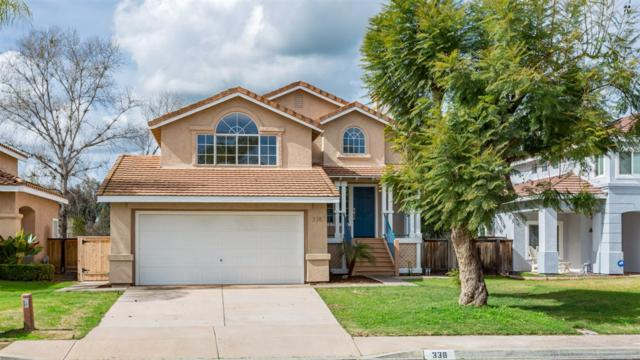 338 River Trail Pl, Santee, CA 92071 (#190009768) :: Whissel Realty