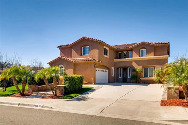 496 Old Trail, Chula Vista, CA 91914 (#190009789) :: Whissel Realty