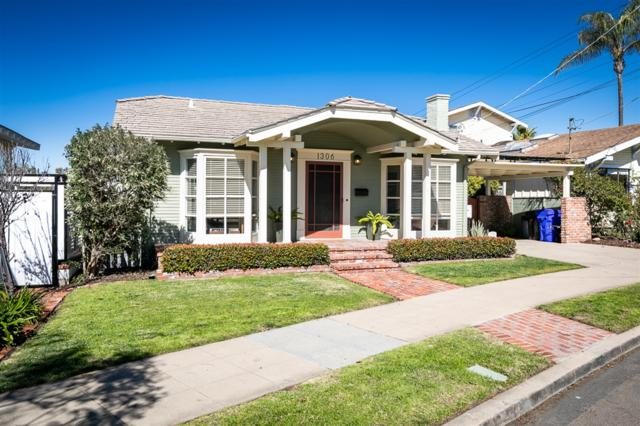 1306 Bush Street, San Diego, CA 92103 (#190009796) :: eXp Realty of California Inc.