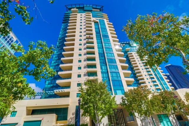 555 Front Street #405, San Diego, CA 92101 (#190009809) :: eXp Realty of California Inc.