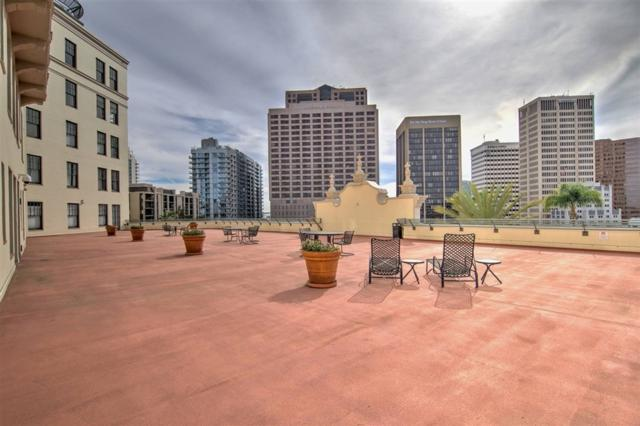 702 Ash Street #206, San Diego, CA 92101 (#190009835) :: eXp Realty of California Inc.