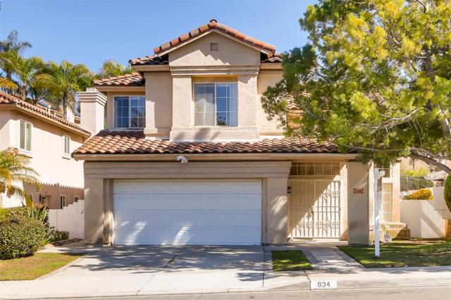 934 Gallery Drive, Oceanside, CA 92057 (#190009845) :: eXp Realty of California Inc.