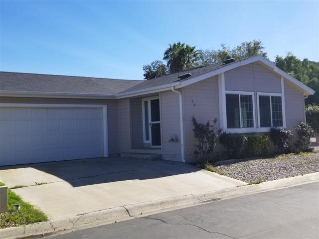 15935 Spring Oaks Rd #80, El Cajon, CA 92021 (#190009924) :: Neuman & Neuman Real Estate Inc.