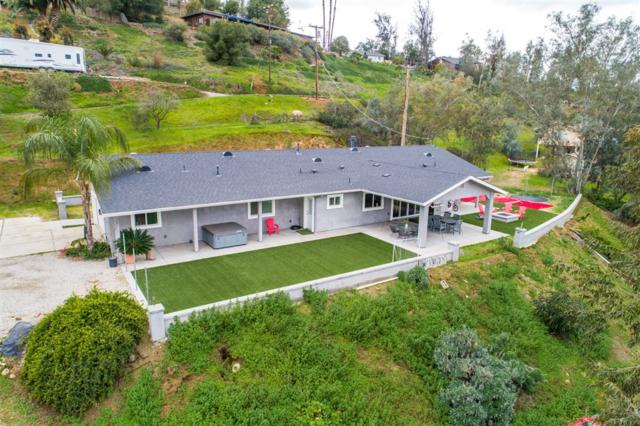 12070 Serena Rd, Lakeside, CA 92040 (#190009962) :: Whissel Realty