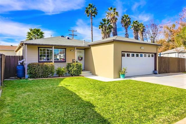 802 Lura Ave, El Cajon, CA 92020 (#190010019) :: Whissel Realty