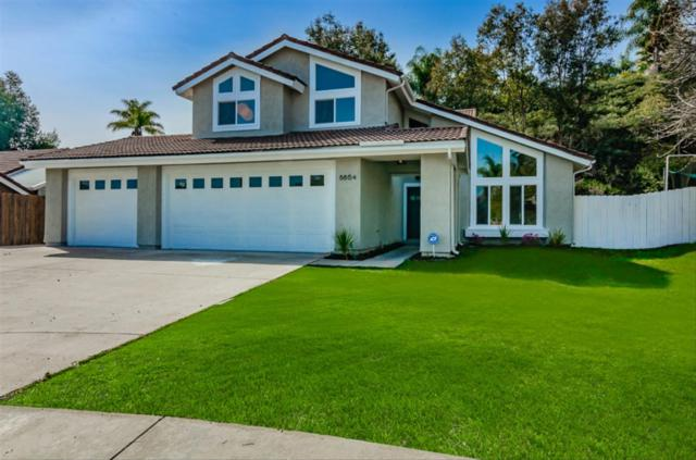 8864 Cambridge Ct, Lakeside, CA 92040 (#190010059) :: Whissel Realty