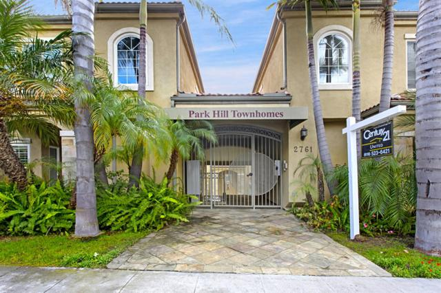 2761 A St 503, San Diego, CA 92102 (#190010077) :: Welcome to San Diego Real Estate