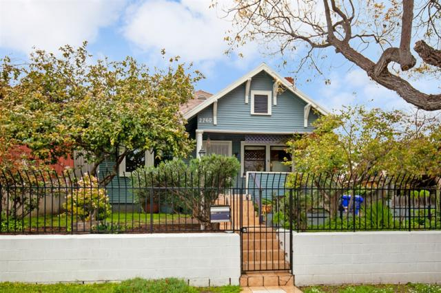 2760 K Street, San Diego, CA 92102 (#190010244) :: Welcome to San Diego Real Estate