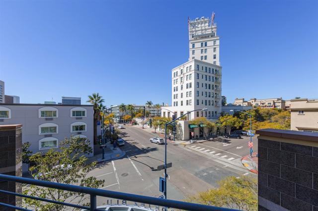 801 Ash Street #301, San Diego, CA 92101 (#190010430) :: Coldwell Banker Residential Brokerage