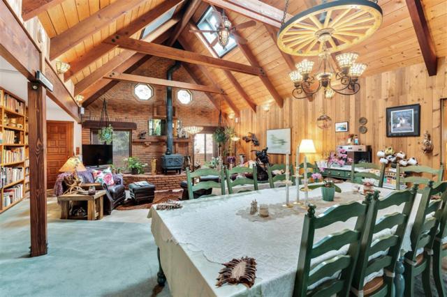 1645 Whispering Pines, Julian, CA 92036 (#190010445) :: Neuman & Neuman Real Estate Inc.