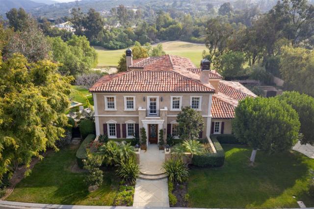 18593 Calle La Serra, Rancho Santa Fe, CA 92091 (#190010469) :: Neuman & Neuman Real Estate Inc.