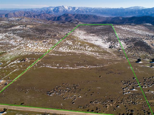 0000 Montezuma Road #0, Ranchita, CA 92066 (#190010509) :: Coldwell Banker Residential Brokerage