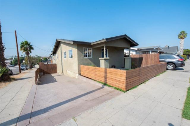 3804 39th Street, San Diego, CA 92105 (#190010574) :: Keller Williams - Triolo Realty Group