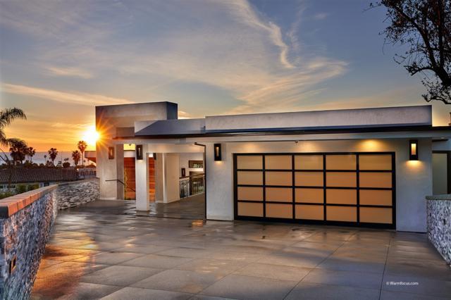 6708 Muirlands, La Jolla, CA 92037 (#190010589) :: Whissel Realty