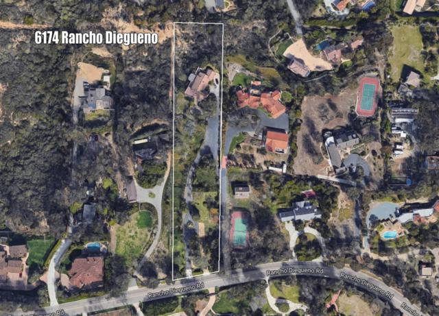 6174 Rancho Diegueno, Rancho Santa Fe, CA 92067 (#190010615) :: The Yarbrough Group