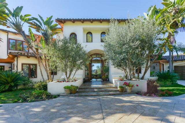 5816 Winland Hills Drive, Rancho Santa Fe, CA 92067 (#190010673) :: Neuman & Neuman Real Estate Inc.