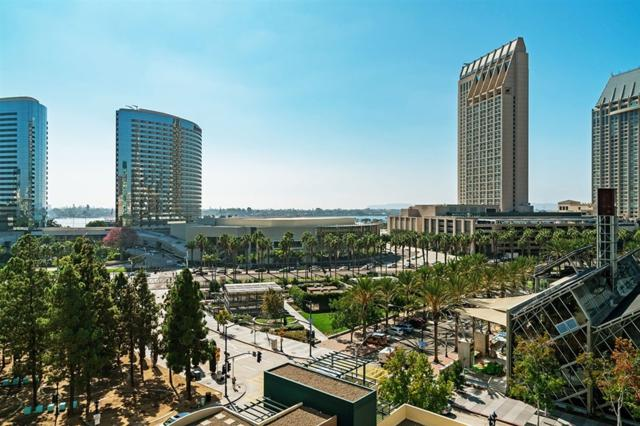 510 1st Avenue #805, San Diego, CA 92101 (#190010739) :: Neuman & Neuman Real Estate Inc.