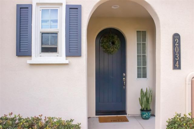 2034 Silverado St, San Marcos, CA 92078 (#190010928) :: Coldwell Banker Residential Brokerage