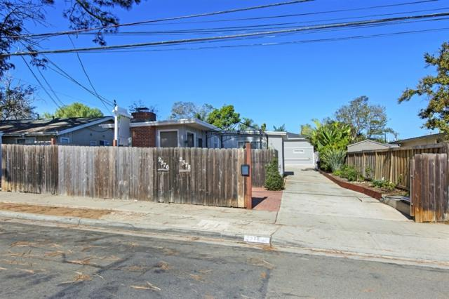 2376-2378 Soto Street, San Diego, CA 92107 (#190011236) :: Whissel Realty