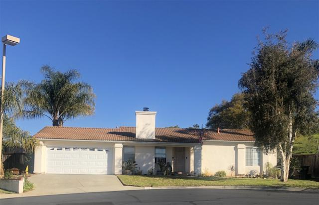 2101 Bolero Ln, Vista, CA 92084 (#190011248) :: The Yarbrough Group