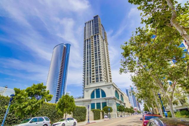 700 W E St #301, San Diego, CA 92101 (#190011310) :: Pugh | Tomasi & Associates