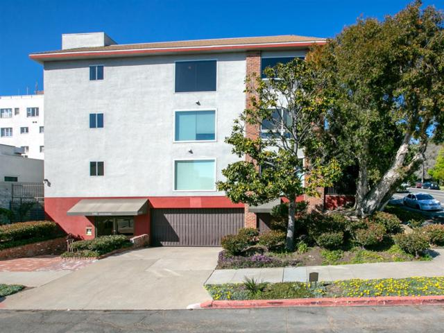 540 Hawthorn Street 3A, San Diego, CA 92101 (#190011449) :: Coldwell Banker Residential Brokerage