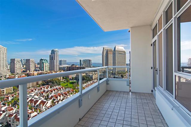 700 W E Street #1805, San Diego, CA 92101 (#190011819) :: Pugh | Tomasi & Associates